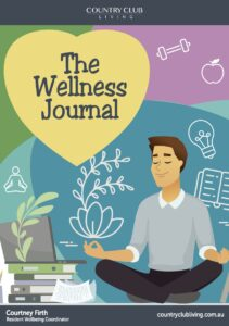 Wellness Booklet cover